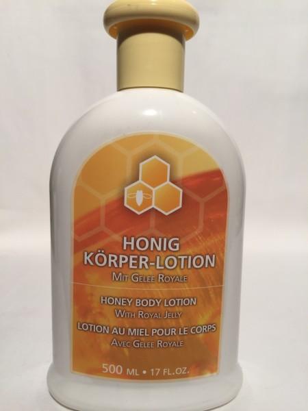 Honig Körperlotion