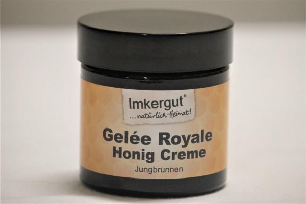 Gelée Royale Honig Creme 50 ml Tiegel