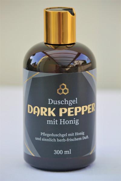 Dark Pepper Duschgel mit Honig 300 ml sinnlich herb