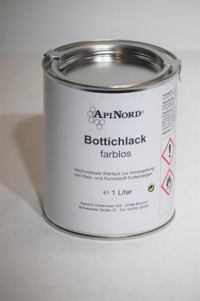 Bottichlack in der 1 Liter Dose