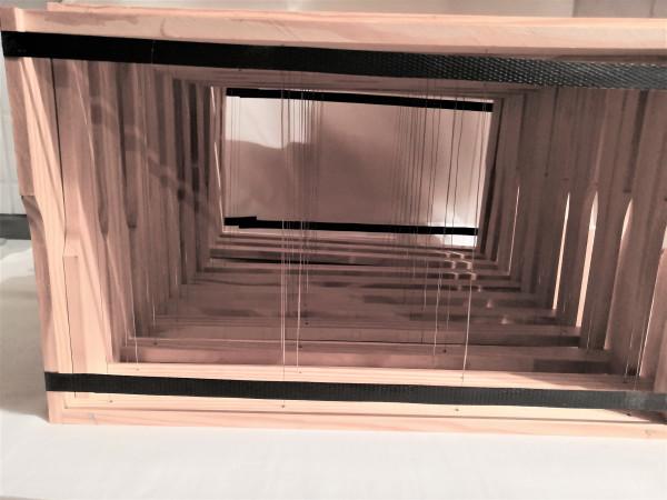 DNM Rähmchen Hoffmann Seiten hochkant gedrahtet 223 mm