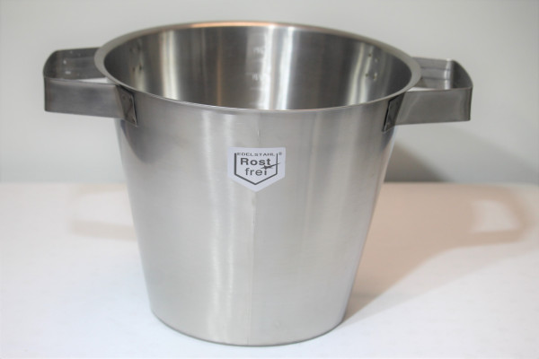 Wachsklärtopf Inhalt 12 Liter