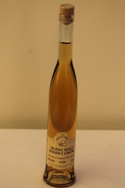 Honig Malt Whisky Likör 0,5 L