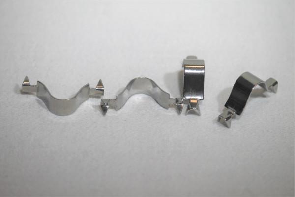 Doppelspitz Rundbügel 10 mm, 100 Stück