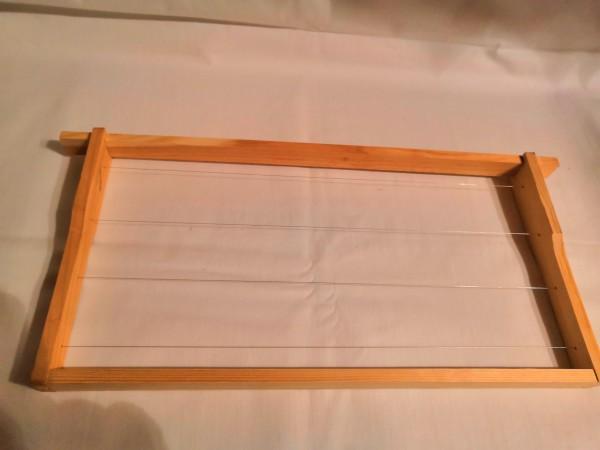 Zander Rähmchen Hoffmann Seiten gedrahtet 220 mm