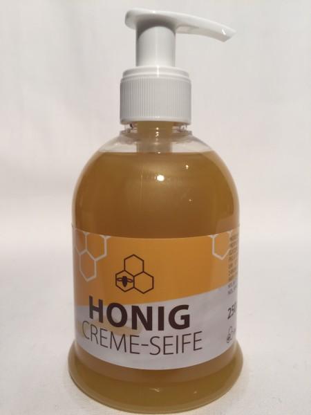 Honig Creme Seife im Spender