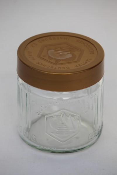 DIB Glas 250 g mit Deckel - nur Abholung möglich -