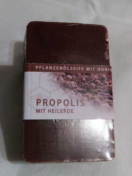 Propolis Seife mit Heilerde 100 g