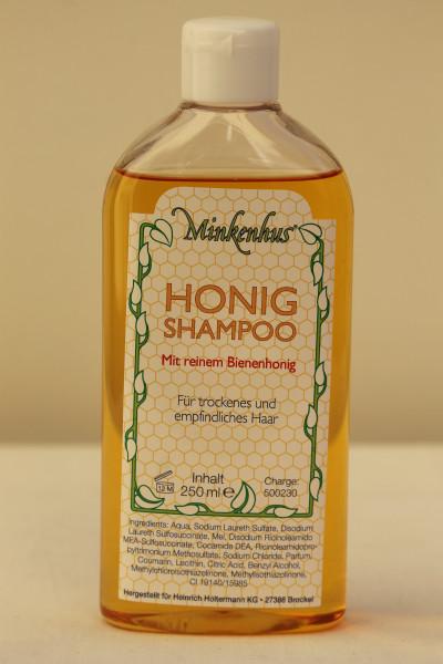 Honig Shampoo Minkenhus