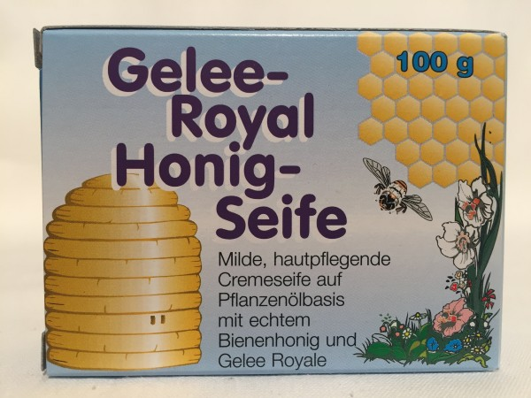 Gelee Royale Honig Seife