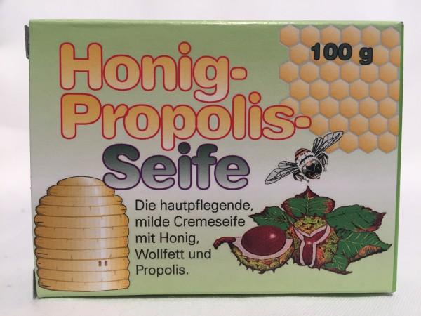 Honig Propolis Seife