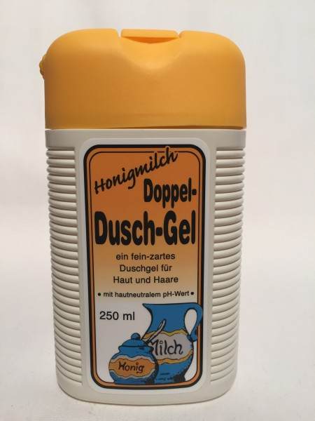 Honig-Milch Doppelduschgel