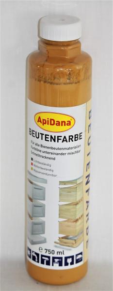 Beutenfarbe Api Dana ocker 750 ml